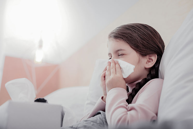 Cold, Allergies
