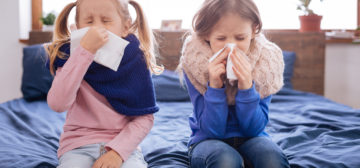 How to Protect Your Kids from Cold and Flu
