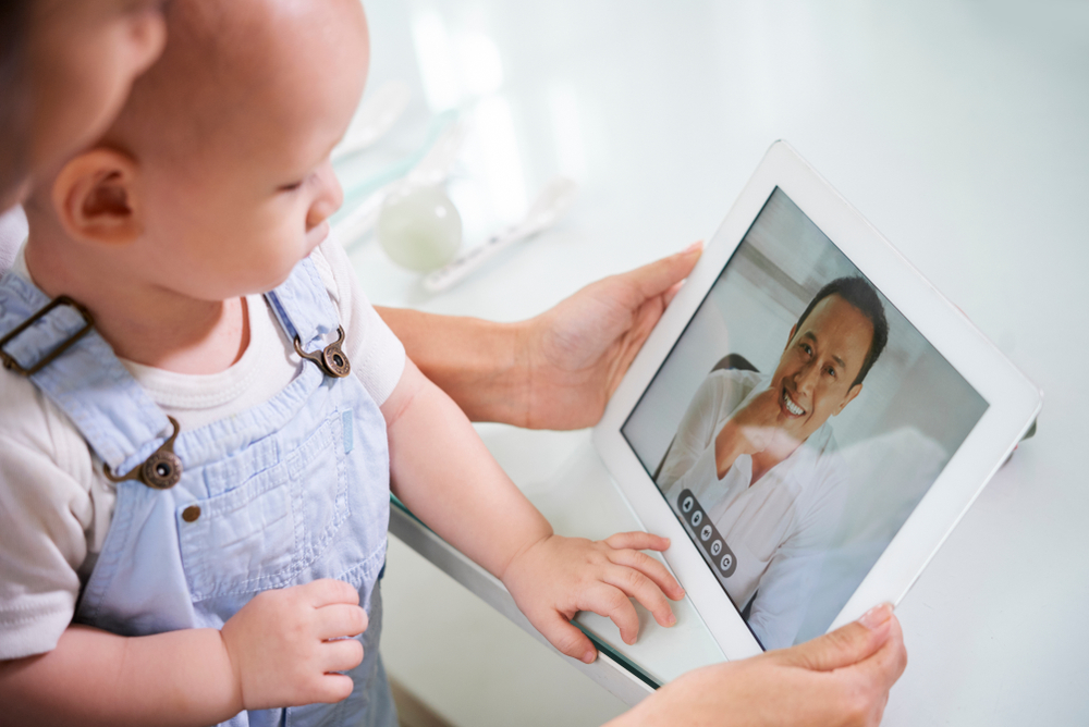 Telemedicine for your Children