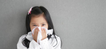 5 Common Causes of Cough in Children